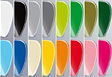 Acrylglas Design-Eierbecher