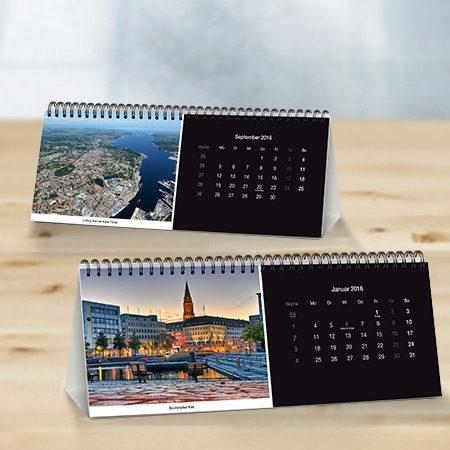 Kalender Kiel - Fotokalender, Bildkalender, Tis...