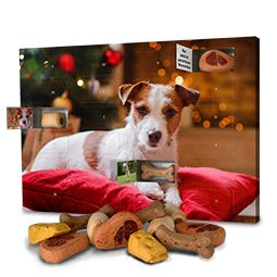 "Hunde-Adventskalender ""Leckerli"""