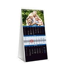 3-Monats-Tischkalender