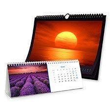 "Themenkalender ""Sonnenuntergänge"""