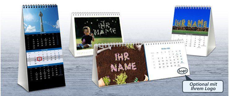 MagicName Tischkalender