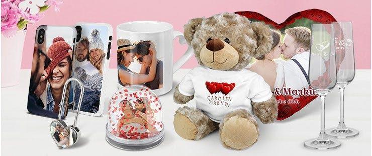 Romantische Geschenkideen zum Valentinstag