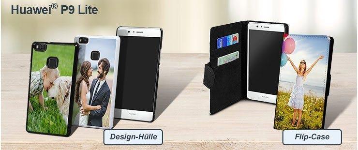 Huawei P9 Lite Hülle mit eigenem Foto