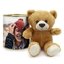 Konservendose Teddybär