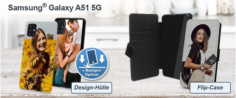 Galaxy A51 5G Handyhülle gestalten