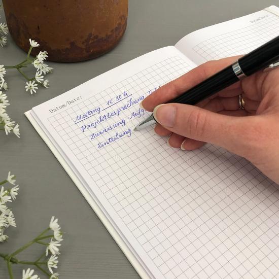 Notizbuch 4