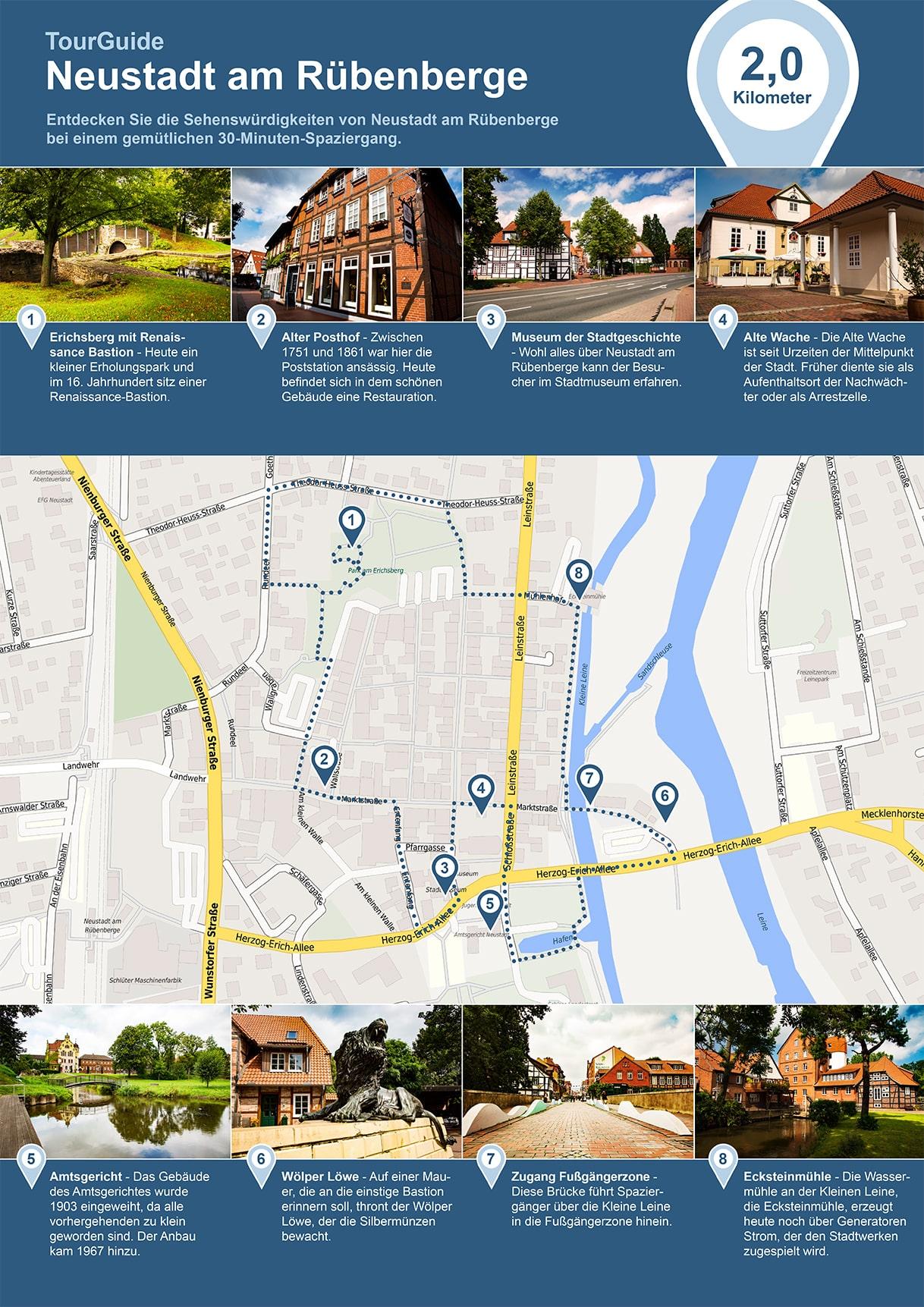Tourguide Neustadt am Rübenberge - Jetzt herunterladen