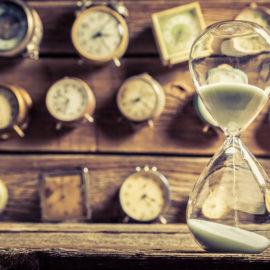 Was ist Zeit – ein relatives Konstrukt