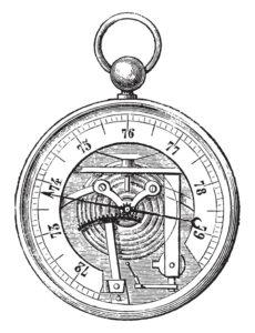 Breguet Barometer