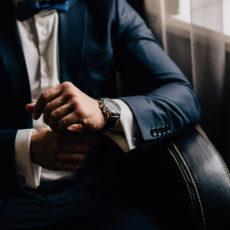 10 Regeln zum stilsicheren Tragen von Uhren