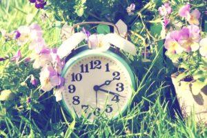 Sommerzeit Zeitumstellung