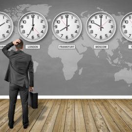Zeitzonen: Weshalb ist die Uhrzeit auf der ganzen Welt nicht gleich?