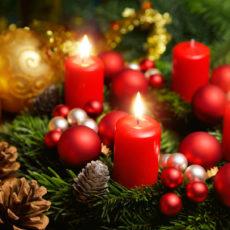Advent, Advent, ein Lichtlein brennt – Geschichte und Bedeutung vom Adventskranz