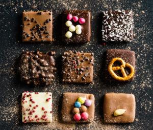 Schokolade Pralinen