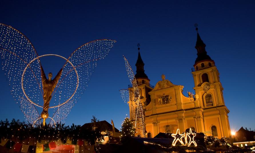 Barock Weihnachtsmarkt Ludwigsburg