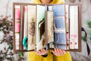 Scrapbook selber machen Anleitung