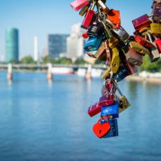 Deutschlands 16 schönste Brücken für Liebesschlösser