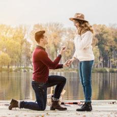 Romantische Ideen für den Heiratsantrag