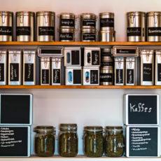 Die richtige Aufbewahrung von Kaffee, Tee & Co.