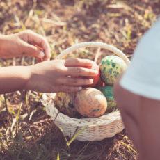 10 lustige Oster-Spiele für Kinder