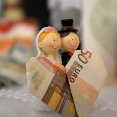 10 Ideen, wie Sie Geldgeschenke zur Hochzeit kreativ verpacken