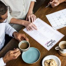 Hochzeits-Checkliste: So werden Sie zum Wedding-Planer