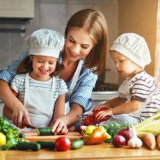 Tipps und Tricks für das Kochen mit Kindern