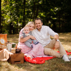 Tipps für das Picknick mit dem Baby