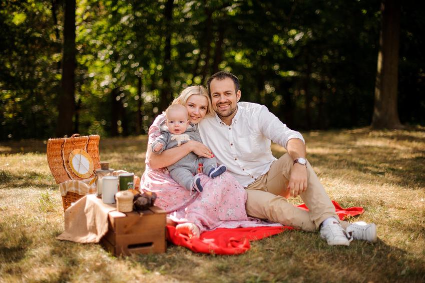 Checkliste Picknick mit Baby
