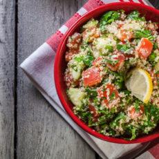 9 leckere und unkomplizierte Salate für die Grill-Party