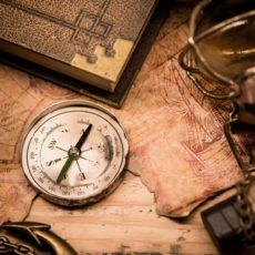 Einblick in die Kartografie: Die Entstehung der Landkarten