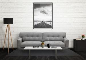 anleitung bild aufh ngen leicht gemacht. Black Bedroom Furniture Sets. Home Design Ideas