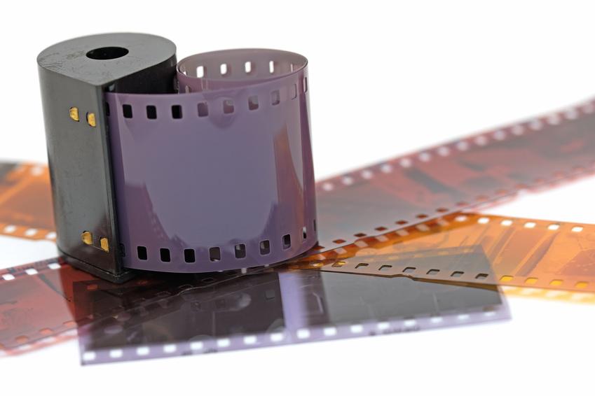 Negativfilm, Rollfilm, Filmstreifen