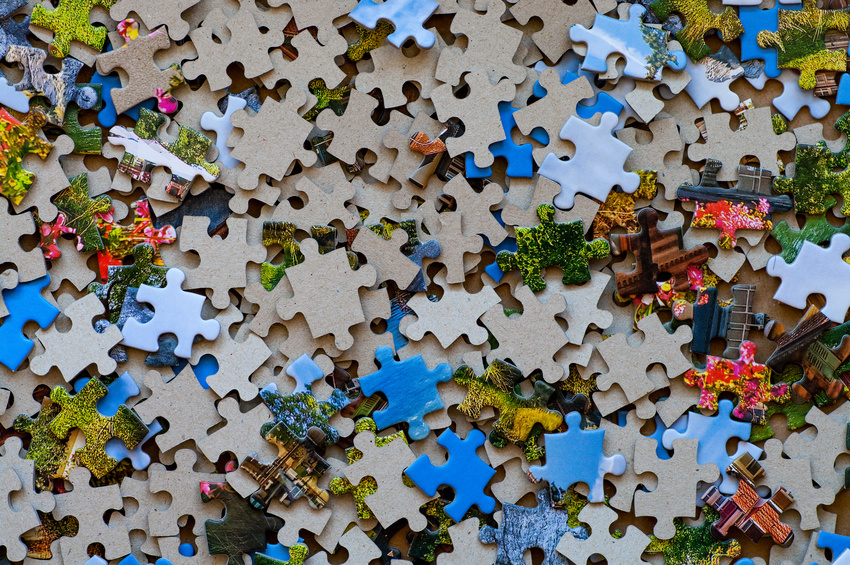 Puzzle-Rekorde