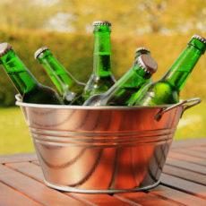 Camping, Grillen, Festival: Bier kalt stellen ohne Strom