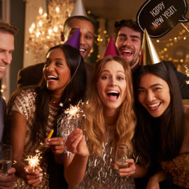 Checkliste Silvesterparty: So planen Sie die perfekte Silvester-Party!