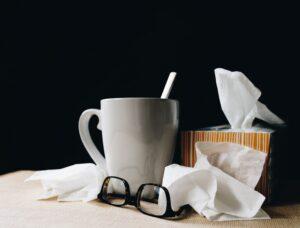 Rezepte Erkältungstee
